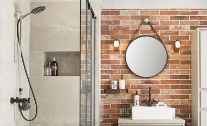 rénovation de salle de bain cabine de douche intégrale Poissy 78